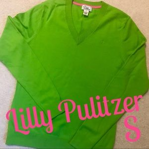Lilly Pulitzer Sweater NWOT small